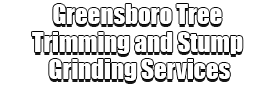 Greensboro Tree Trimming and Stump Grinding Services Logo-We Offer Tree Trimming Services, Tree Removal, Tree Pruning, Tree Cutting, Residential and Commercial Tree Trimming Services, Storm Damage, Emergency Tree Removal, Land Clearing, Tree Companies, Tree Care Service, Stump Grinding, and we're the Best Tree Trimming Company Near You Guaranteed!